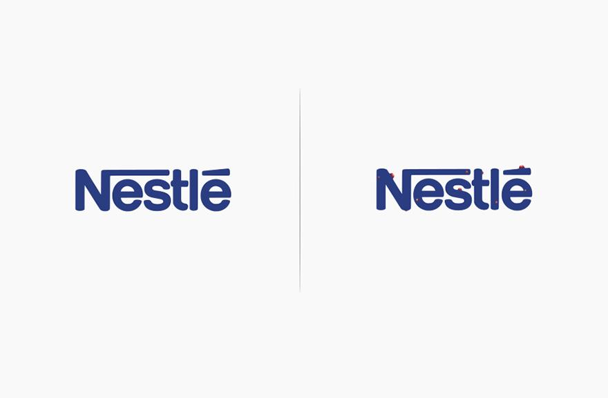 Logo Nestlé