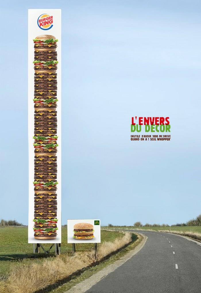 la r u00e9action des marques face au clash  u0026quot mcdonald u0026 39 s vs burger king u0026quot