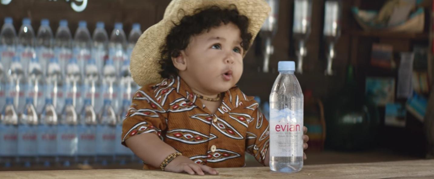 Evian baby 2016