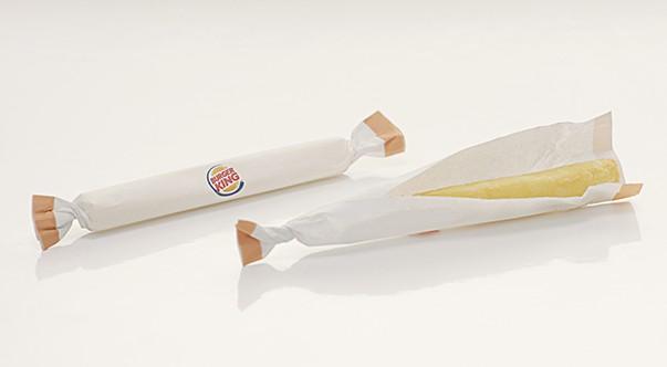 Burger King Single Fries