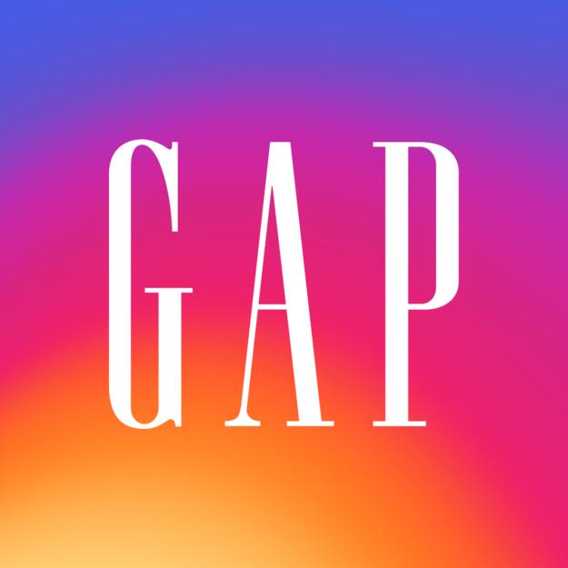 Gap Instagram