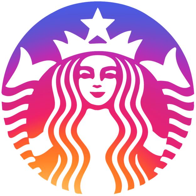 Starbucks Instagram