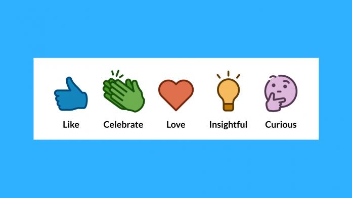 Reactions-new-linkedin-social-media